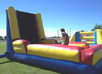 Velcro Wall Includes One Child & One Teen Suit Not for Adults