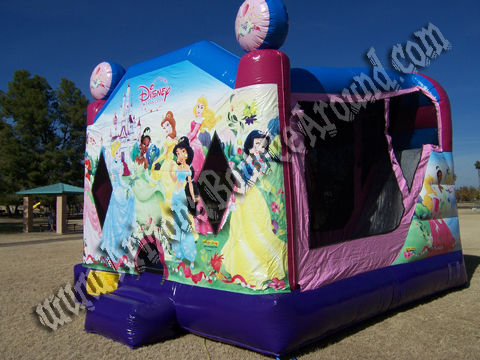 Disney Princess Bounce House Rental Phoenix, Scottsdale ...