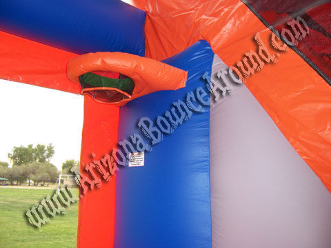 Sports Bounce House Rental Tempe, AZ