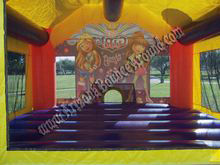 15X15 Girl Thing Bouncer