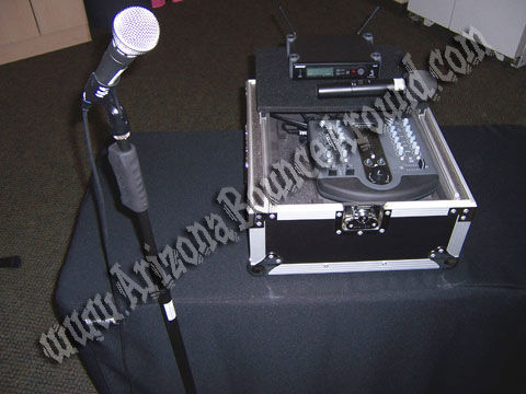 IPod DJ Rentals Arizona
