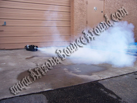 Professional Fog Machine rentals, Scottsdale, AZ