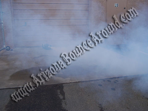 Professional Fog Machines for rent in AZ