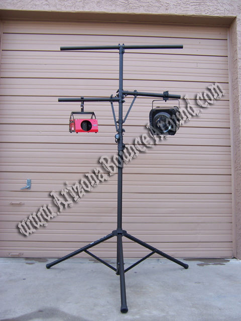 Tripod Light Stands for rent in Scottsdale AZ