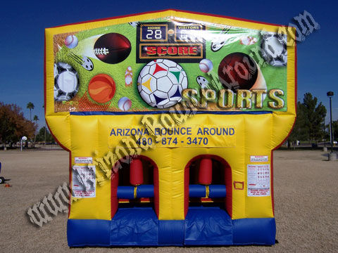 inflatable obstacle course rental in tempe, az