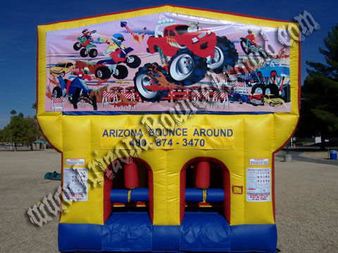inflatable bouncer rental in cave creek, az
