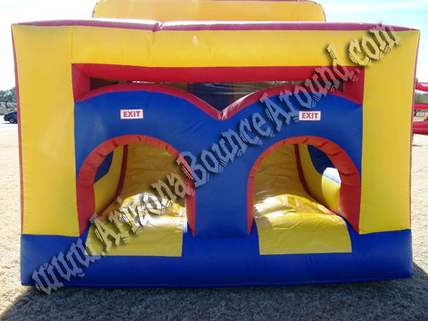 inflatable obstacle course rental in gilbert, az