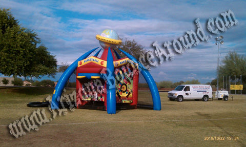 Inflatable Sports Game rental Queen Creek AZ, Arizona Sports Games for rent