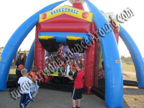 5 Station Sports Carnival rental, Inflatable Sports Game rental Chandler AZ, Arizona Sports Games for rent