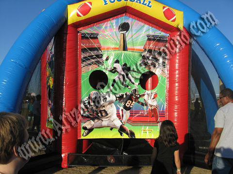 Inflatable Sports Game rental Scottsdale AZ, Arizona Sports Games for rent