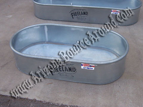 Galvanized Ice Chest Rental Mesa, AZ