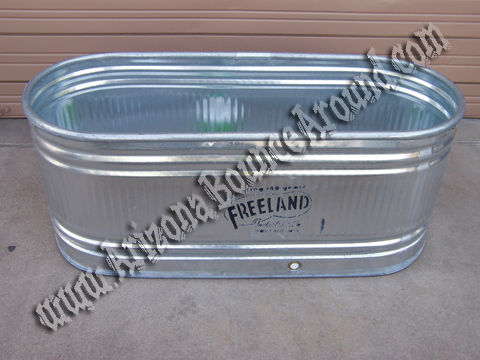 Galvanized Ice Chest Rental Chandler, AZ