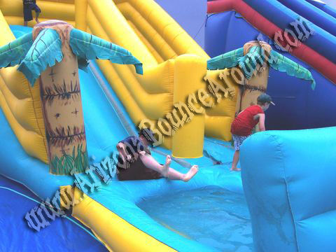 large inflatable waterslide rental Phoenix