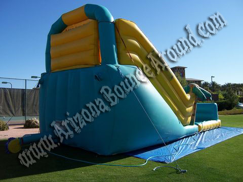 large inflatable waterslide rental Chandler