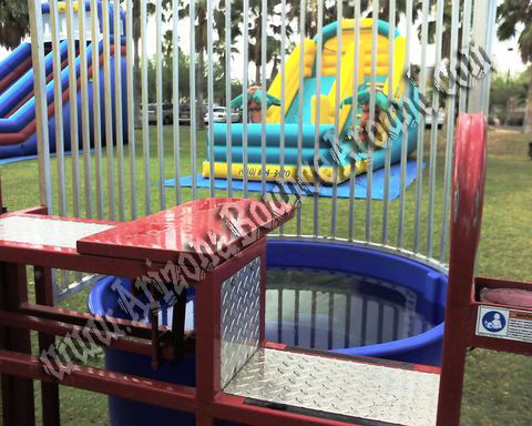 Dunk Tank Rental Scottsdale Az