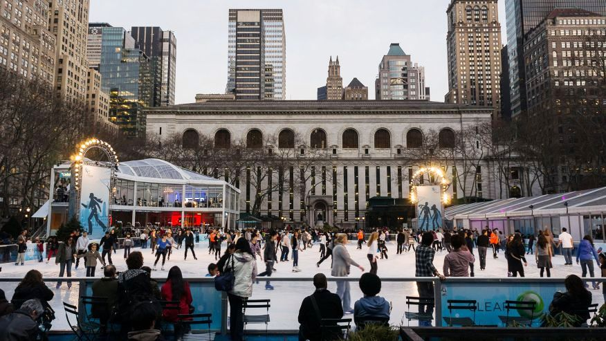 1 Portable Ice Rink rentals