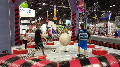 Ninja Warrior Games for rent in Arizona