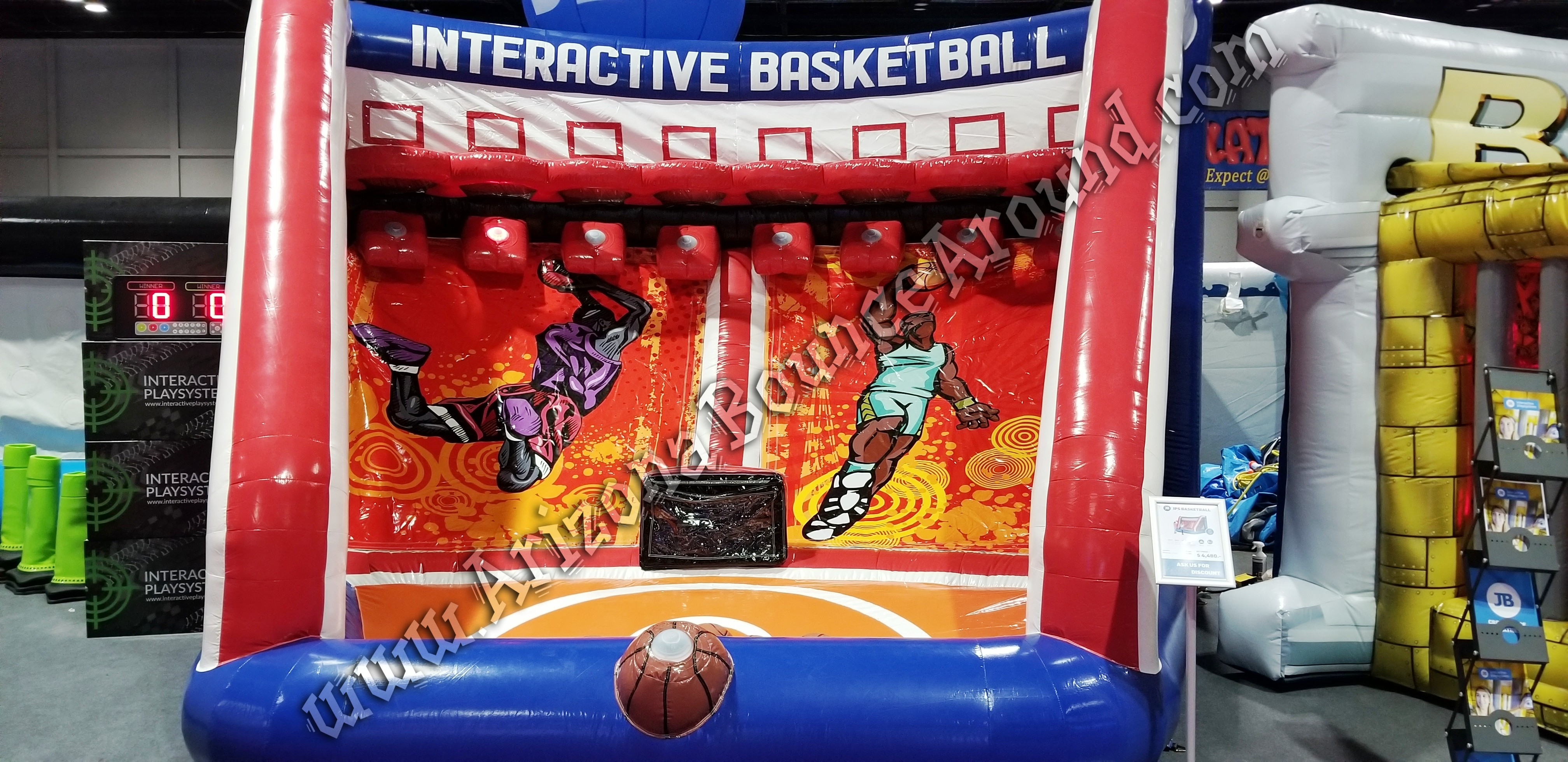 Basketball game rentals phoenix arizona