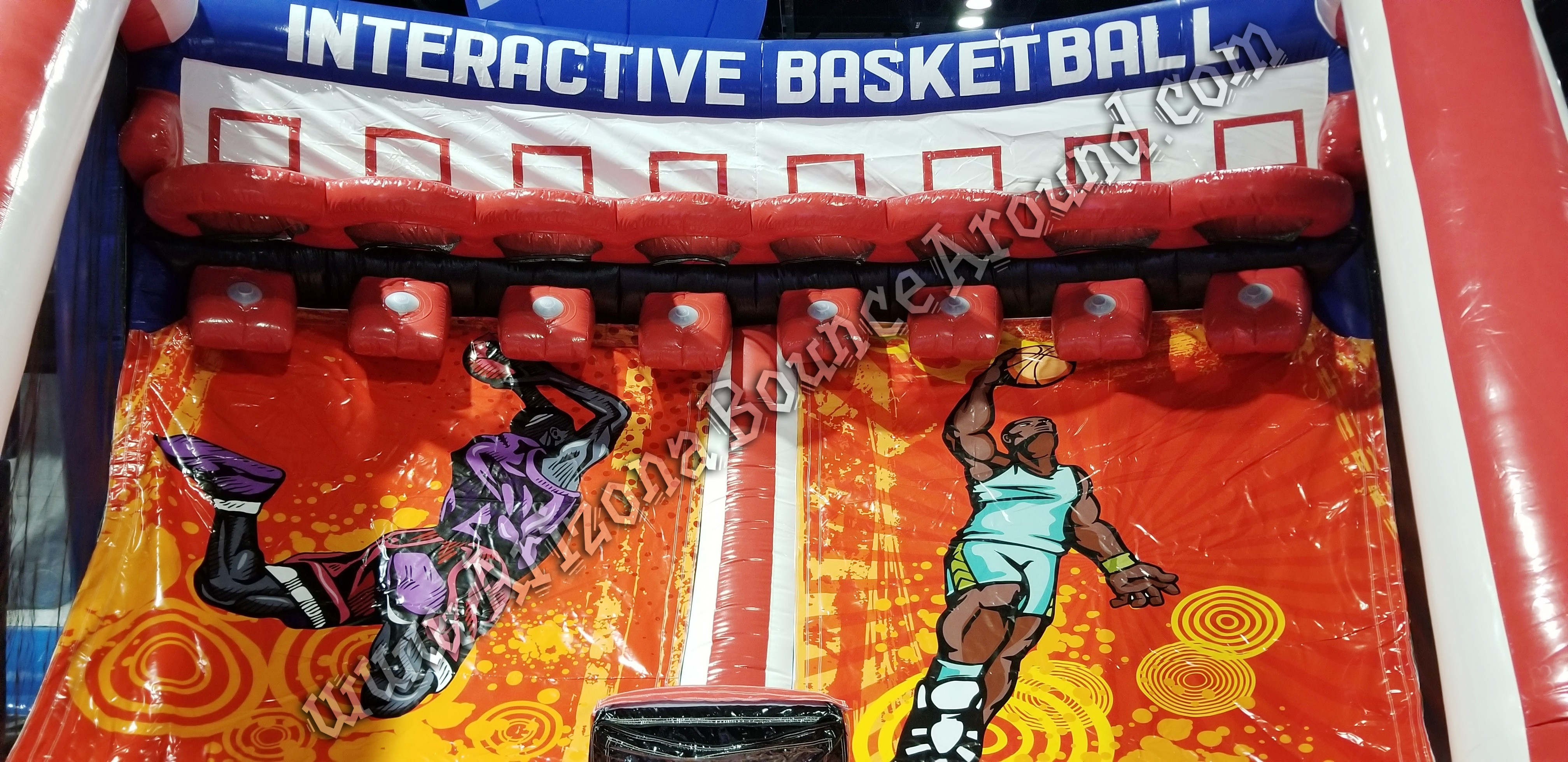 Basketball game rental Phoenix Arizona