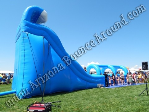24 foot water slide rentals in Arizona