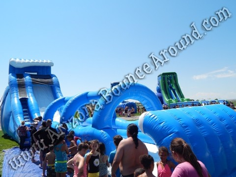 24 foot water slide rentals in Gilbert AZ