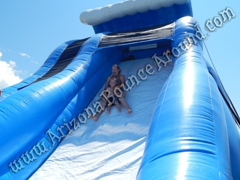 24 foot water slide rentals in Mesa AZ