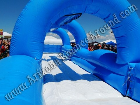 24 foot water slide rentals in Scottsdale AZ