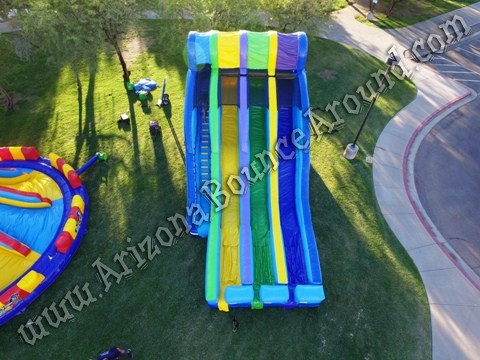 Best water slide rental companies in Arizona