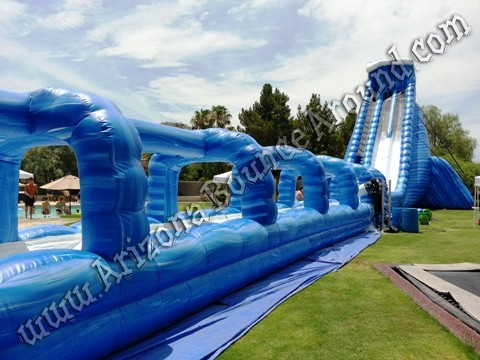 42 foot water slide rentals in Phoenix Arizona