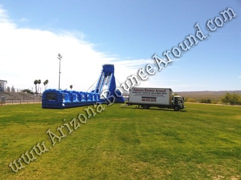 42 water slide rental