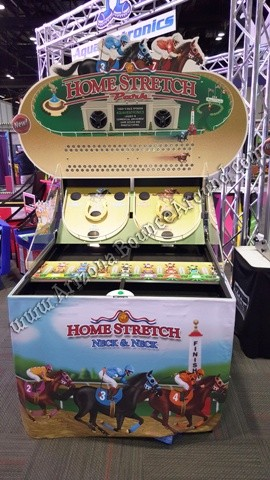 Arcade Horse racing game rental Phoenix Arizona