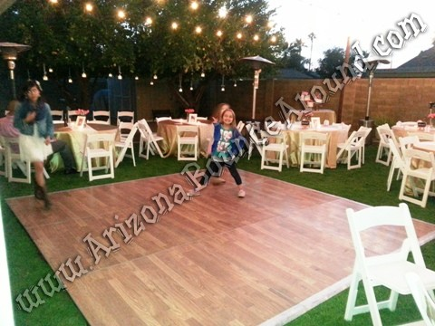 Arizona Dance floor rentals