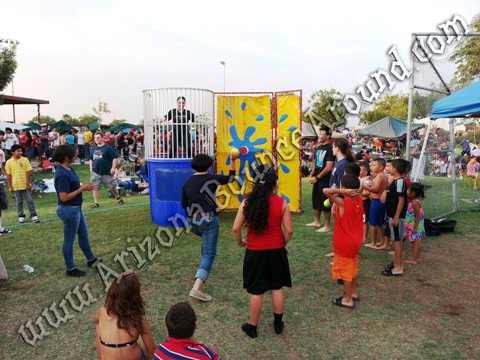 Arizona Dunk tank rentals