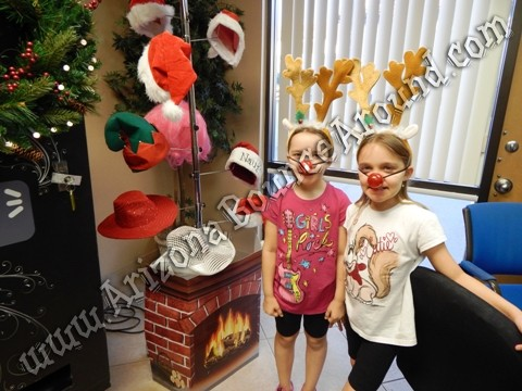 Arizona Holiday Photo Booth Rentals