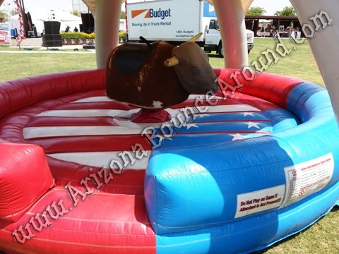 Arizona Mechanical Bull Rental 1