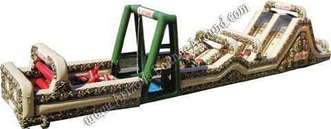 Arizona Obstacle course rentals