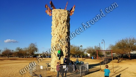Arizona Rock Climbing Wall rentals