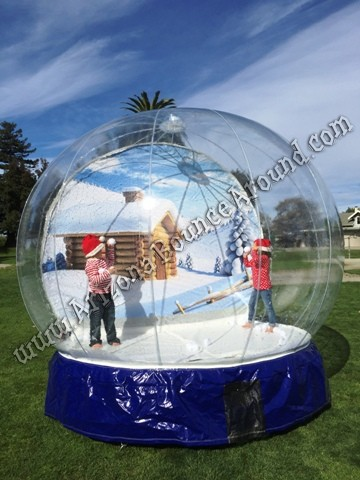 Arizona Snow globes for rent