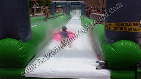 Arizona giant slip n slide rentals