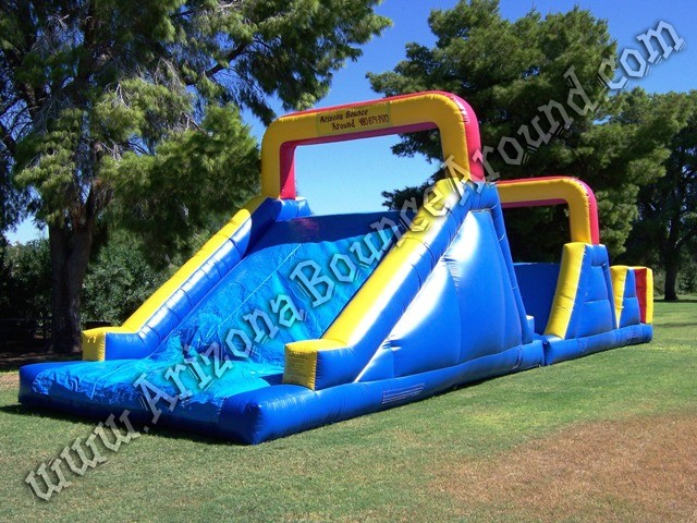 Arizona inflatable obstacle course for rental