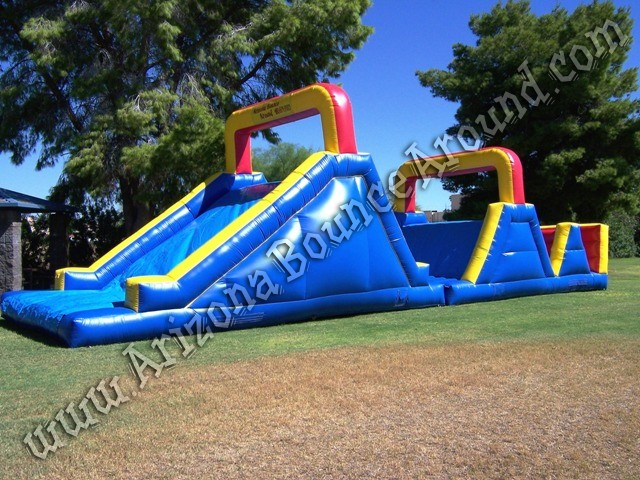 Arizona inflatable obstacle course rental