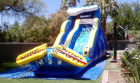 Arizona water slide rentals