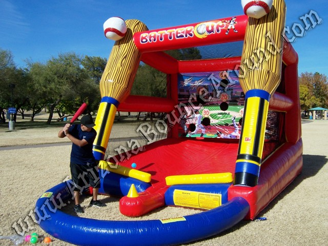 Baseball batting game rental Phoenix AZ CA