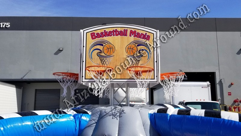 Basketball Mania Game Rentals in Phoenix