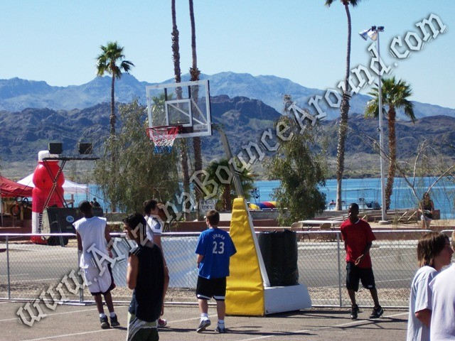 Basketball goal rental Phoenix Arizona