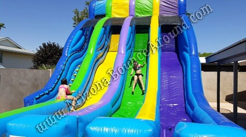 Best water slide rental companies in Phoenix Arizona
