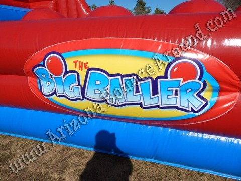 Big Baller Inflatable Game