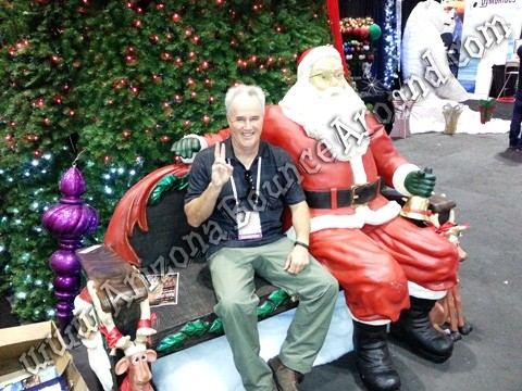 Big Christmas Prop Rentals in Arizona