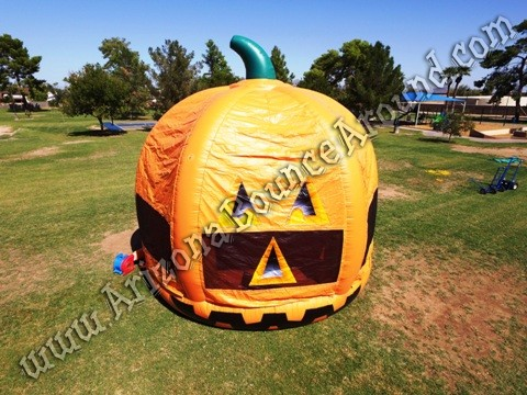 Big Inflatable Great Pumpkin Rental Phoenix Arizona