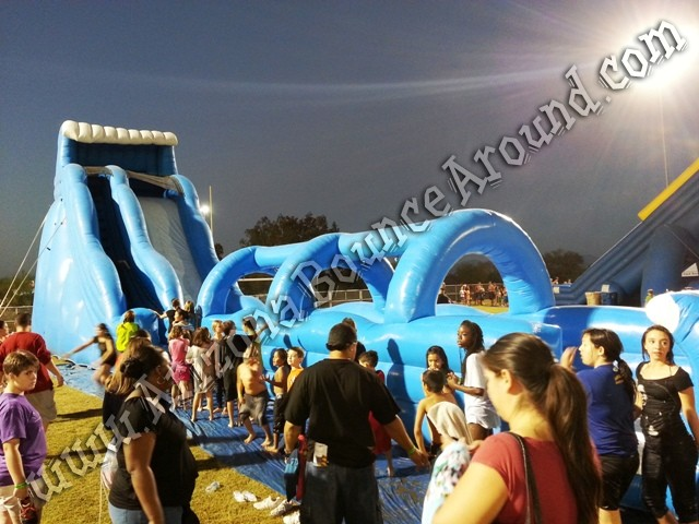 Big Water Slides for rent AZ